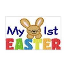 My 1st Easter Decal Wall Sticker