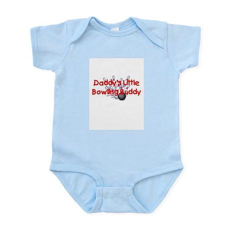 Daddy's Little Bowling Buddy Infant Bodysuit