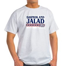 Darmok & Jalad at Tanagra 2012 T-Shirt
