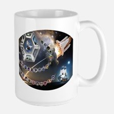 OV 105 Endeavour Large Mug