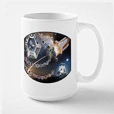 OV 105 Endeavour Mug
