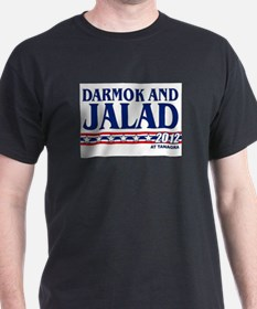 Darmok and Jalad at Tanagra 2012 T-Shirt