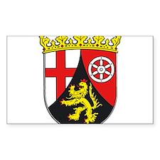 Rheinland-Pfalz Decal