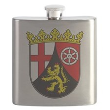 Rheinland-Pfalz Flask