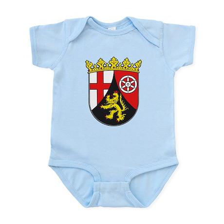 Rheinland-Pfalz Infant Bodysuit