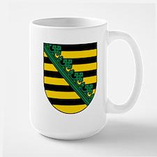 Sachsen Wappen Mug
