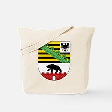 Sachsen-Anhalt Wappen Tote Bag