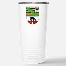 Sachsen-Anhalt Wappen Travel Mug