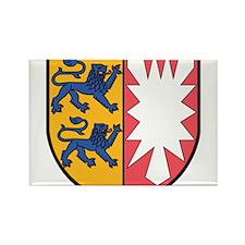 Schleswig-Holstein Wappen Rectangle Magnet