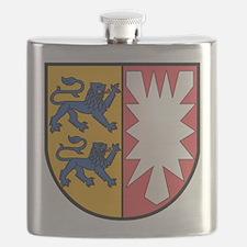 Schleswig-Holstein Wappen Flask