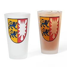 Schleswig-Holstein Wappen Drinking Glass