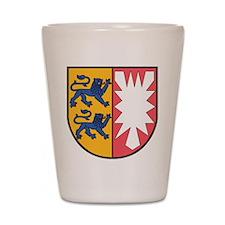 Schleswig-Holstein Wappen Shot Glass