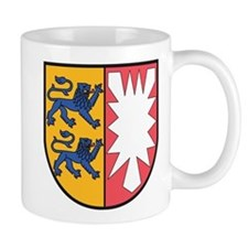 Schleswig-Holstein Wappen Mug