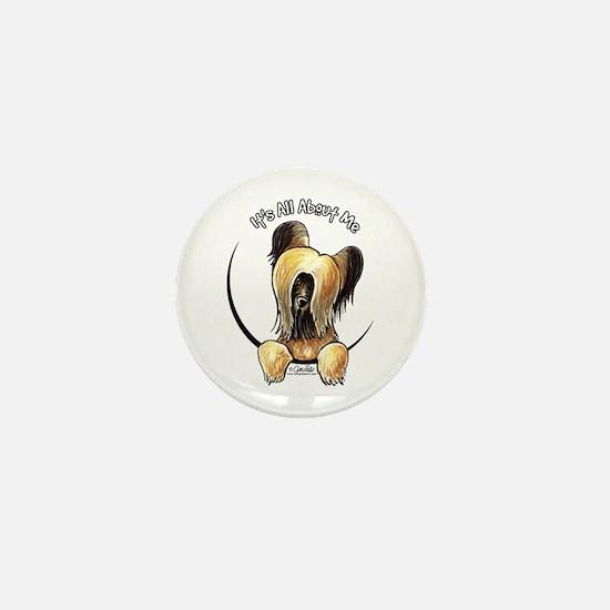Briard Skye IAAM Mini Button