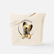 Briard Skye IAAM Tote Bag