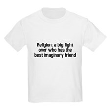 Religion: a big fight T-Shirt