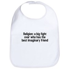 Religion: a big fight Bib