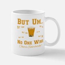 But Um Drinking Game Mug