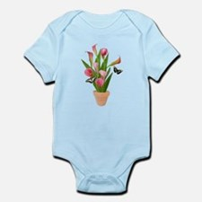 Calla Lily Butterfly Infant Bodysuit