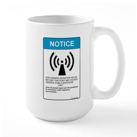 Hazard Large Mug