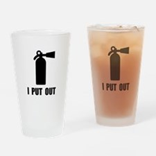 I Put Out Drinking Glass