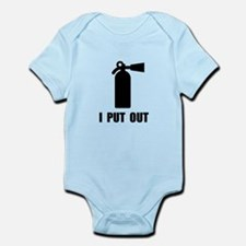 I Put Out Infant Bodysuit