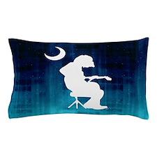 Houser Palmetto Flag Pillow Case
