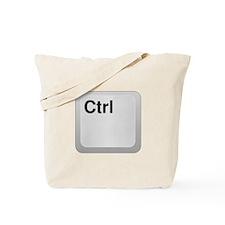 Keyboard Control Key Tote Bag
