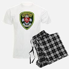 Lithuanian Scout Badge Pajamas