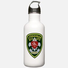Lithuanian Scout Badge Water Bottle