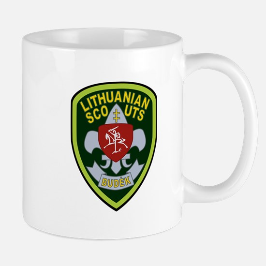 Lithuanian Scout Badge Mug