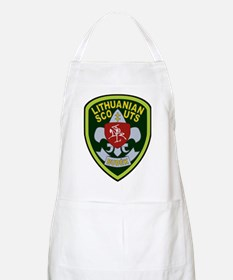 Lithuanian Scout Badge Apron