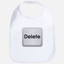 Keyboard Delete Key Bib