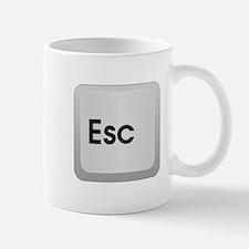 Keyboard Escape Key Mug