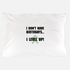 Level Up Birthday Pillow Case