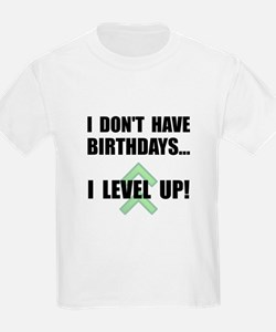 Level Up Birthday T-Shirt