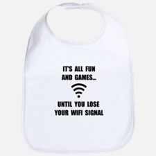 Lose Your WiFi Bib