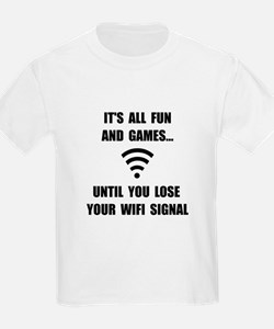 Lose Your WiFi T-Shirt