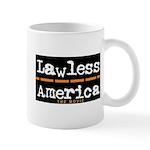 Lawless America Movie Logo Mug