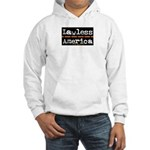 Lawless America Movie Logo Hooded Sweatshirt