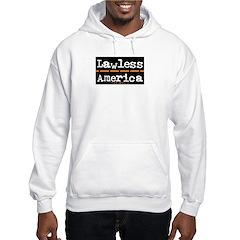 Lawless America Movie Logo Hoodie