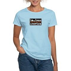 Lawless America Movie Logo T-Shirt