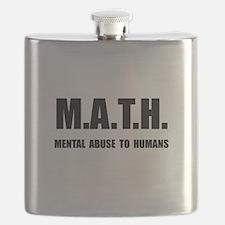 Math Abuse Flask