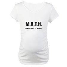 Math Abuse Shirt