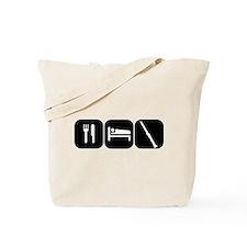 Eat Sleep Clarinet Tote Bag