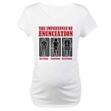 Enunciation Shirt