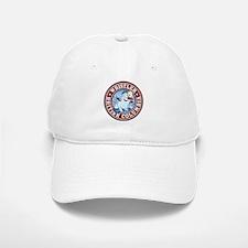 Whistler Snowman Circle Baseball Baseball Cap