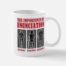 Enunciation Mug