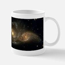 NASA Grazing Encounter Between Two Galaxies Mug