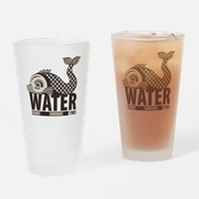 Fish Water Drinking Glass